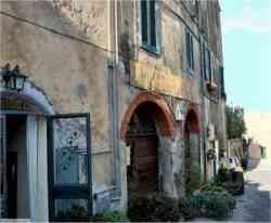 Castagneto Carducci - centro storico
