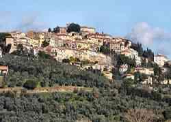 Castagneto Carducci Foto Panorama