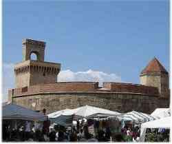 Piombino - Torrione e Rivellino
