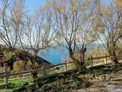Populonia - Mare visto dal castello