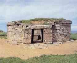 Populonia Tumulo Etrusco