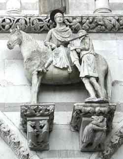Lucca San Martino - Duomo