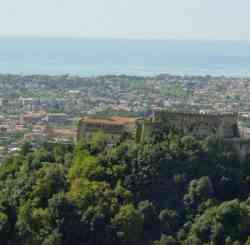Massa Carrara Castello Malaspina