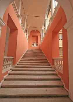 Massa Scalone Palazzo Cybo