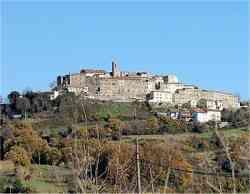 Serrazzano - Panorama