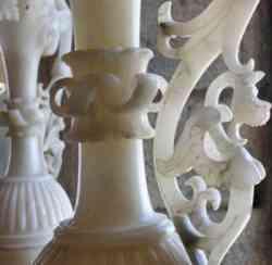 Volterra - Lavorazione artistica dell'alabastro