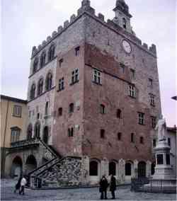 Prato - Palazzo Pretorio