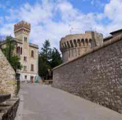 Colle Val d'Elsa - Fortificazioni