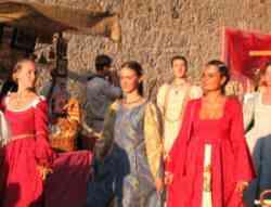 Festa medievale a Monteriggioni