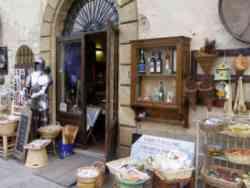 Souvenir a Monteriggioni