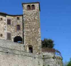 Radda in Chianti torre avvistamento