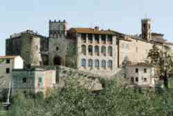 Rapolano Terme - Centro storico