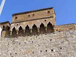 San Gimignano particolare