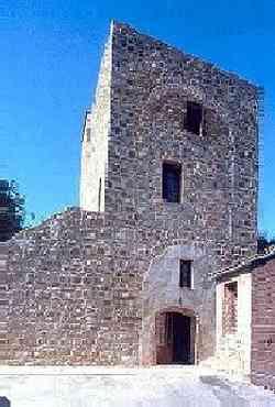 Asciano - Torre Giordano