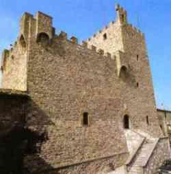 Castellina in Chianti - Borgo fortificato