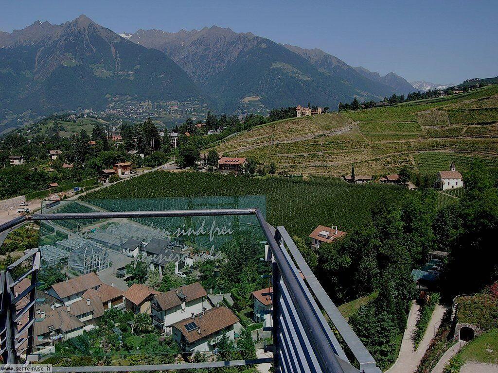 Merano Giardino Botanico Bolzano Guida E Foto