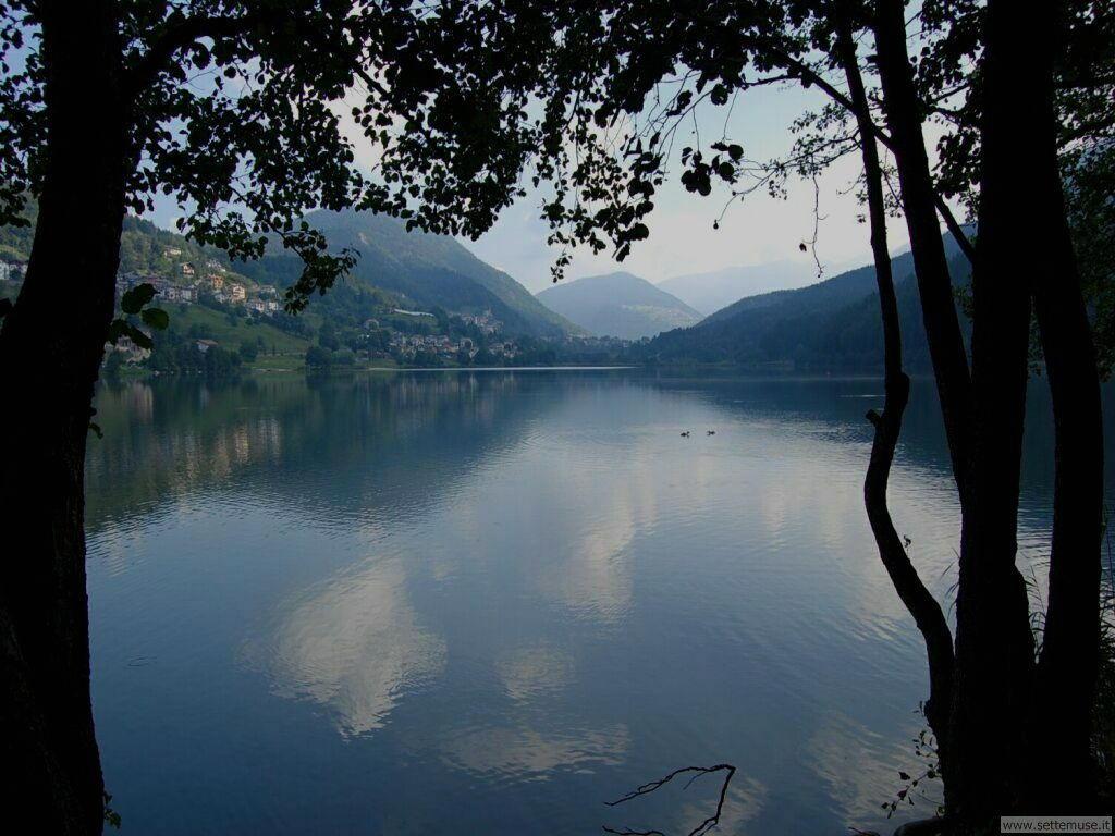 Baselga di Pinè - Lago di Serraia