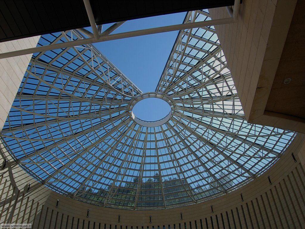 Cupola del MART di Rovereto
