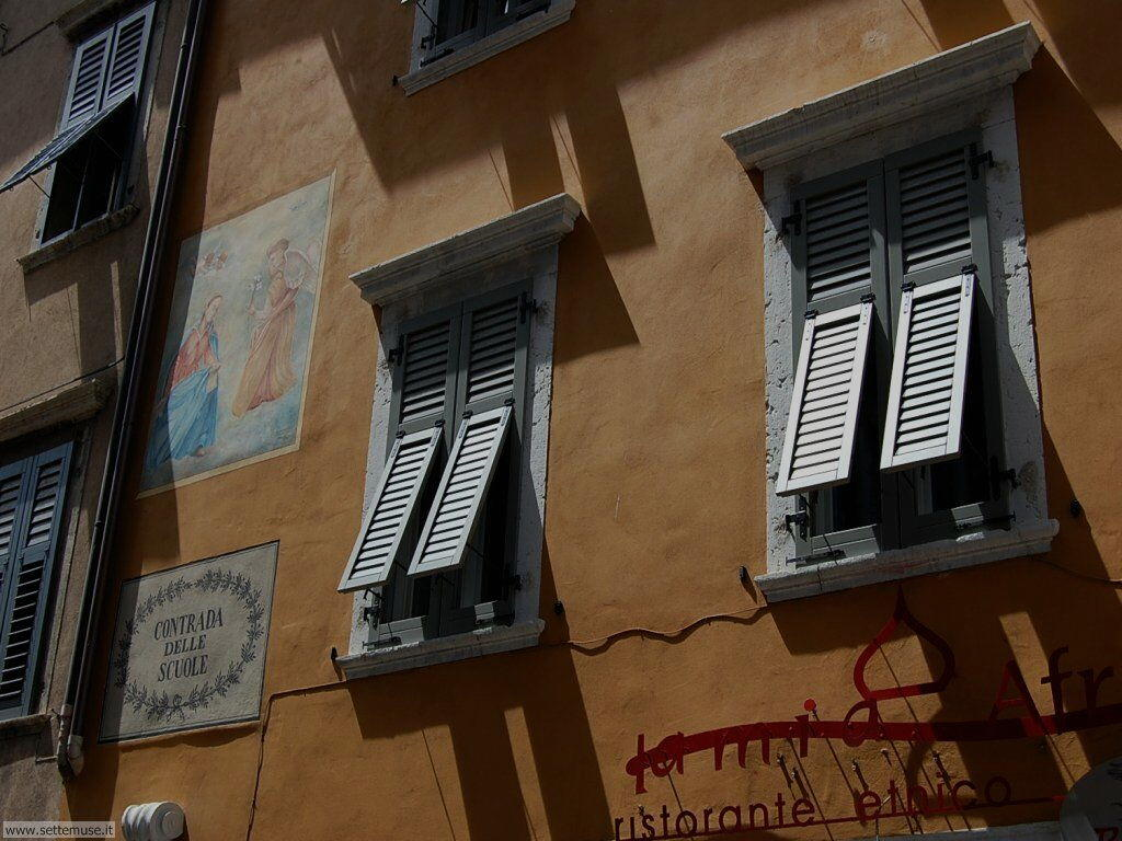 Contrada delle Scuole, Rovereto