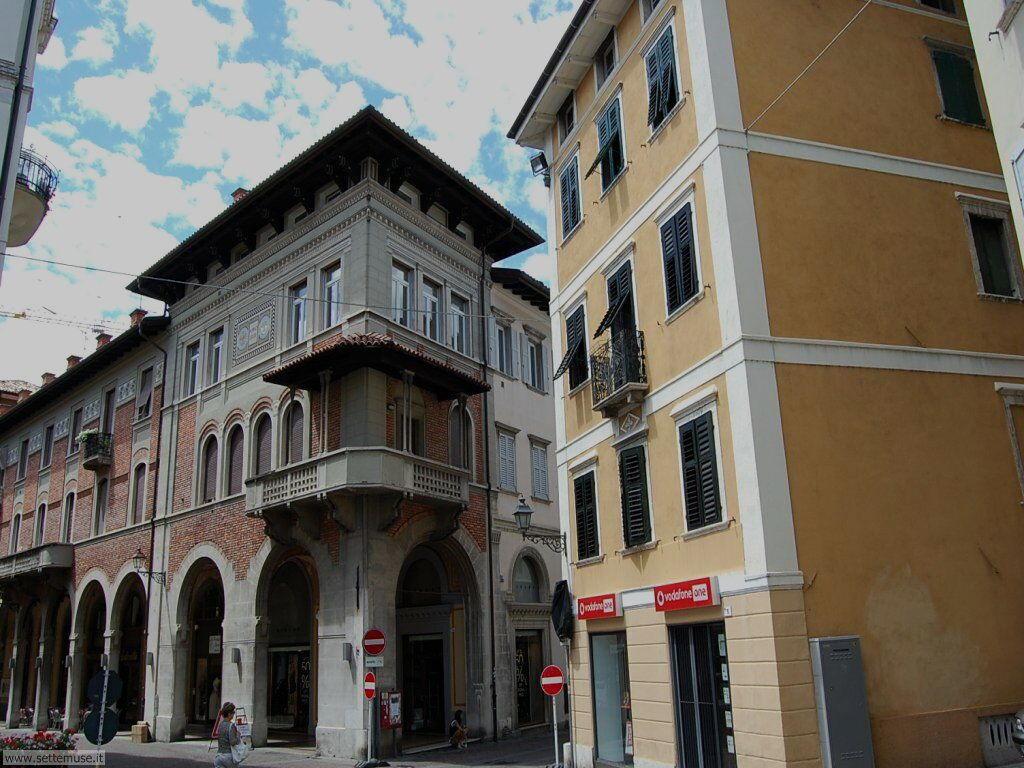 Palazzi e strade di Rovereto