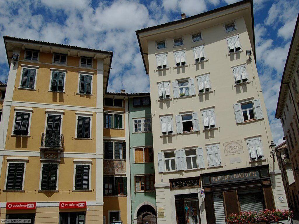 Rovereto, palazzi nel centro città