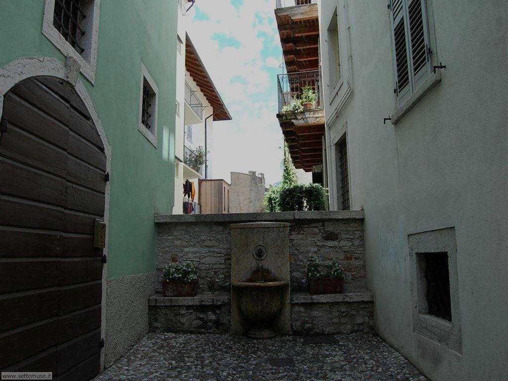Una fontana a Rovereto