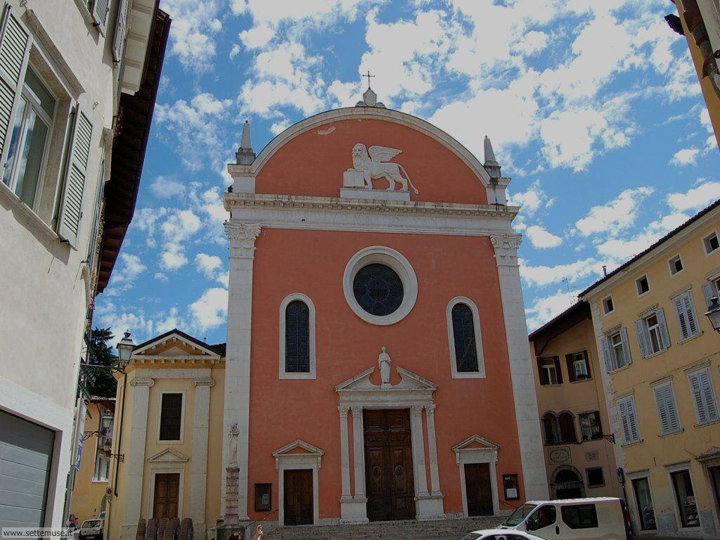 La chiesa San Marco di Rovereto