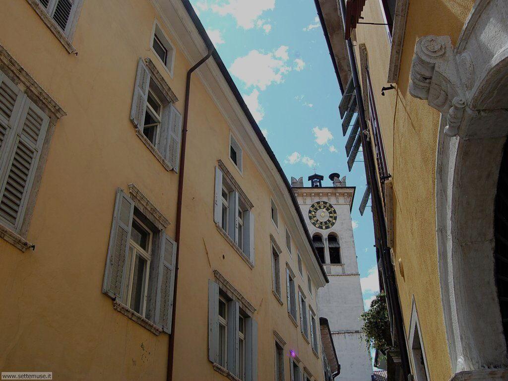 Torre dell'orologio, Rovereto
