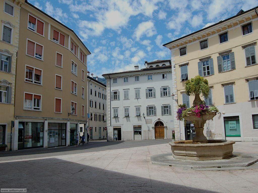 Piazza delle Erbe a Rovereto