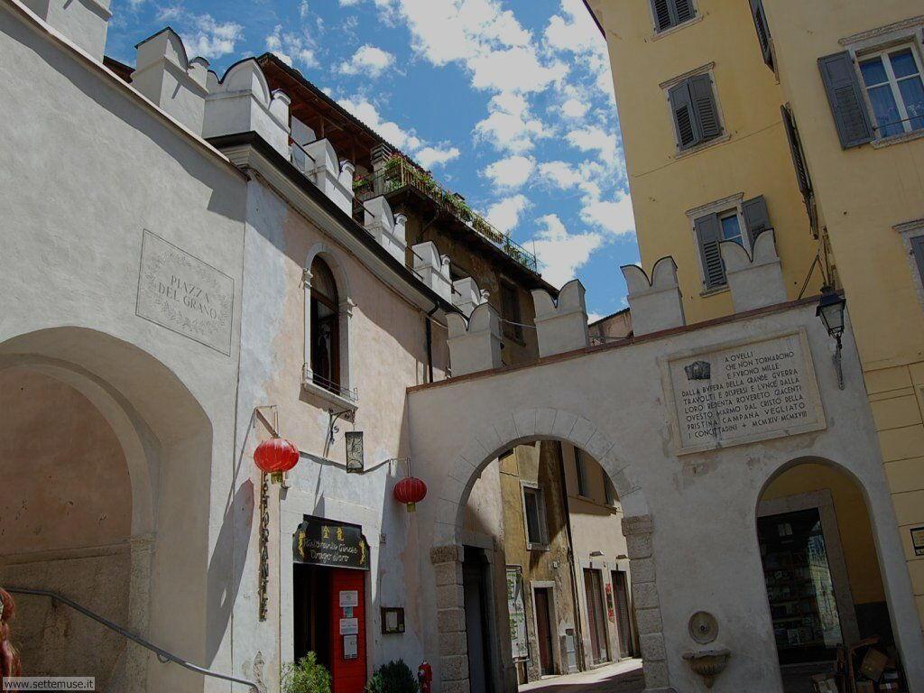 Piazza del Grano, Rovereto