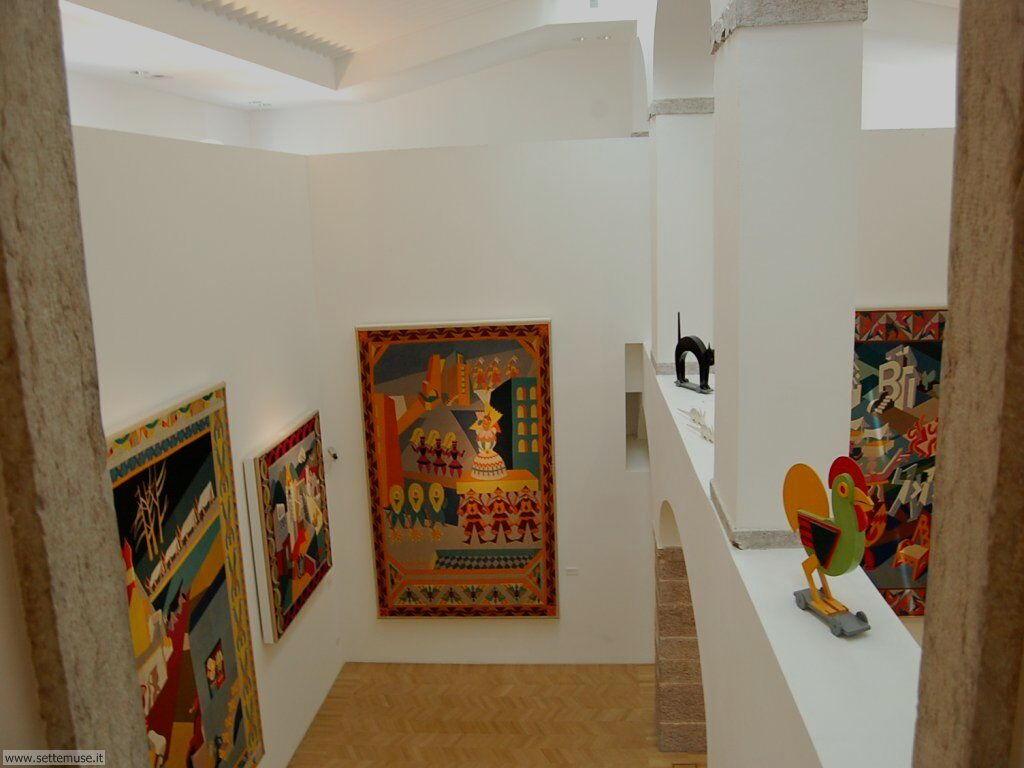 Salone della Casa d'arte futurista Depero, Rovereto