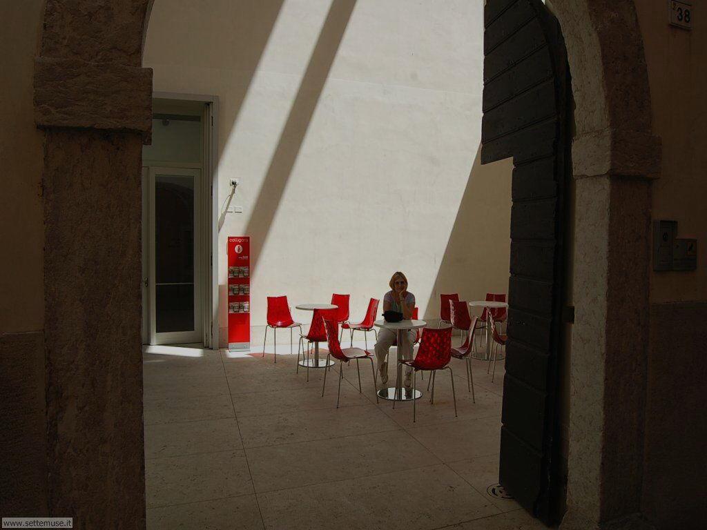 Ingresso della Casa d'arte futurista Depero, Rovereto