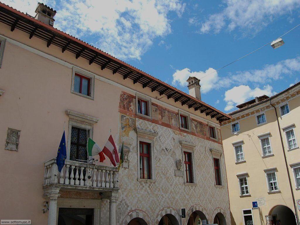 Rovereto, la sede del Comune