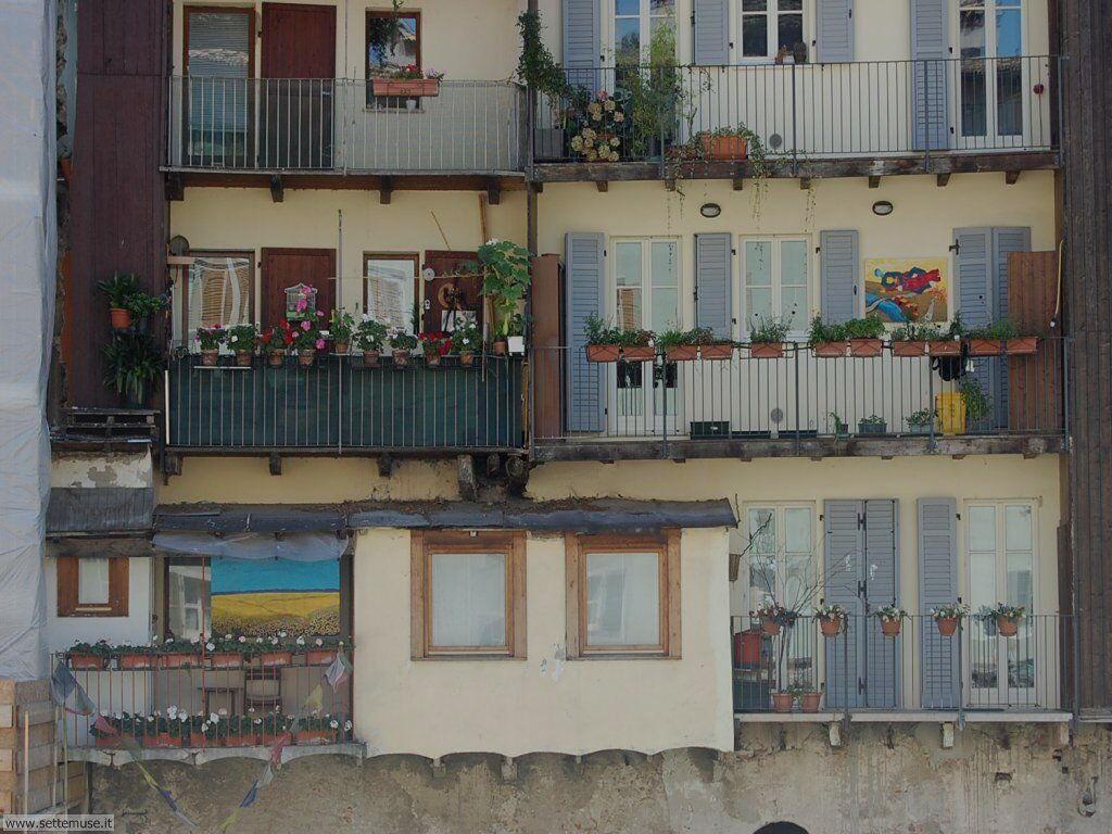 Case sul fiume Adige a Rovereto