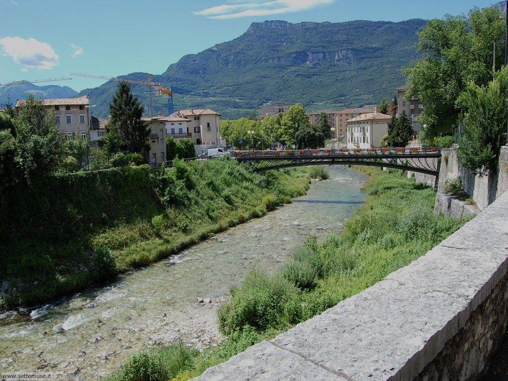 Fiume Adige presso Rovereto