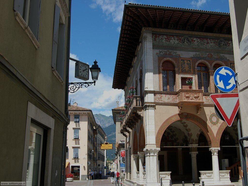 Rovereto portici