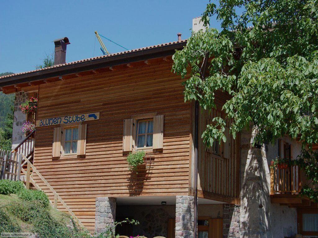 Casa tradizionale, maso