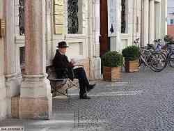 Bolzano - Grande zona pedonale