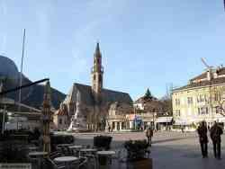 Bolzano - Piazza Walther