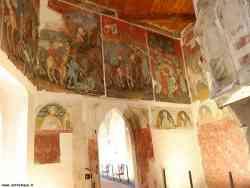 Affreschi stanze di Castel Roncolo - Bolzano