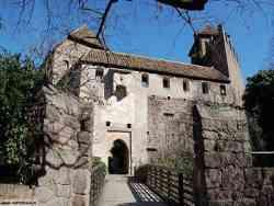 Ingresso di Castel Roncolo
