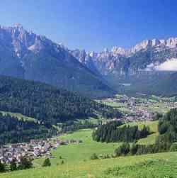 Dobbiaco - Panorama