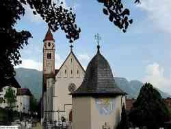 Tirolo Chiesa di San Giovanni