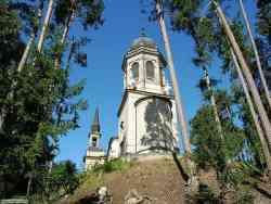 Baselga di Pinè - Santuario della Madonna della Comparsa