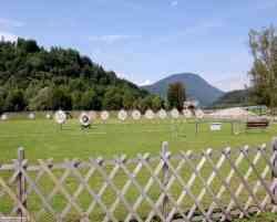 Baselga di Pinè - Campo per Tiro Con L'Arco