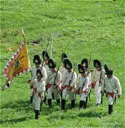Rievocazioni napoleoniche Brusago