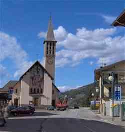 Chiesa di Brusago