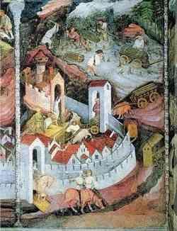 Trento :Castello del Buonconsiglio