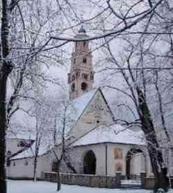Cavalese - Chiesa Parrocchiale dell'Assunta