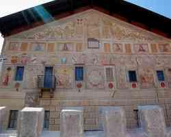 Cavalese - Palazzo della Magnifica Comunità